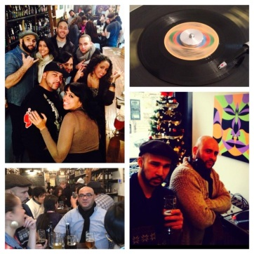 Vinyl Brunch at the Sampler